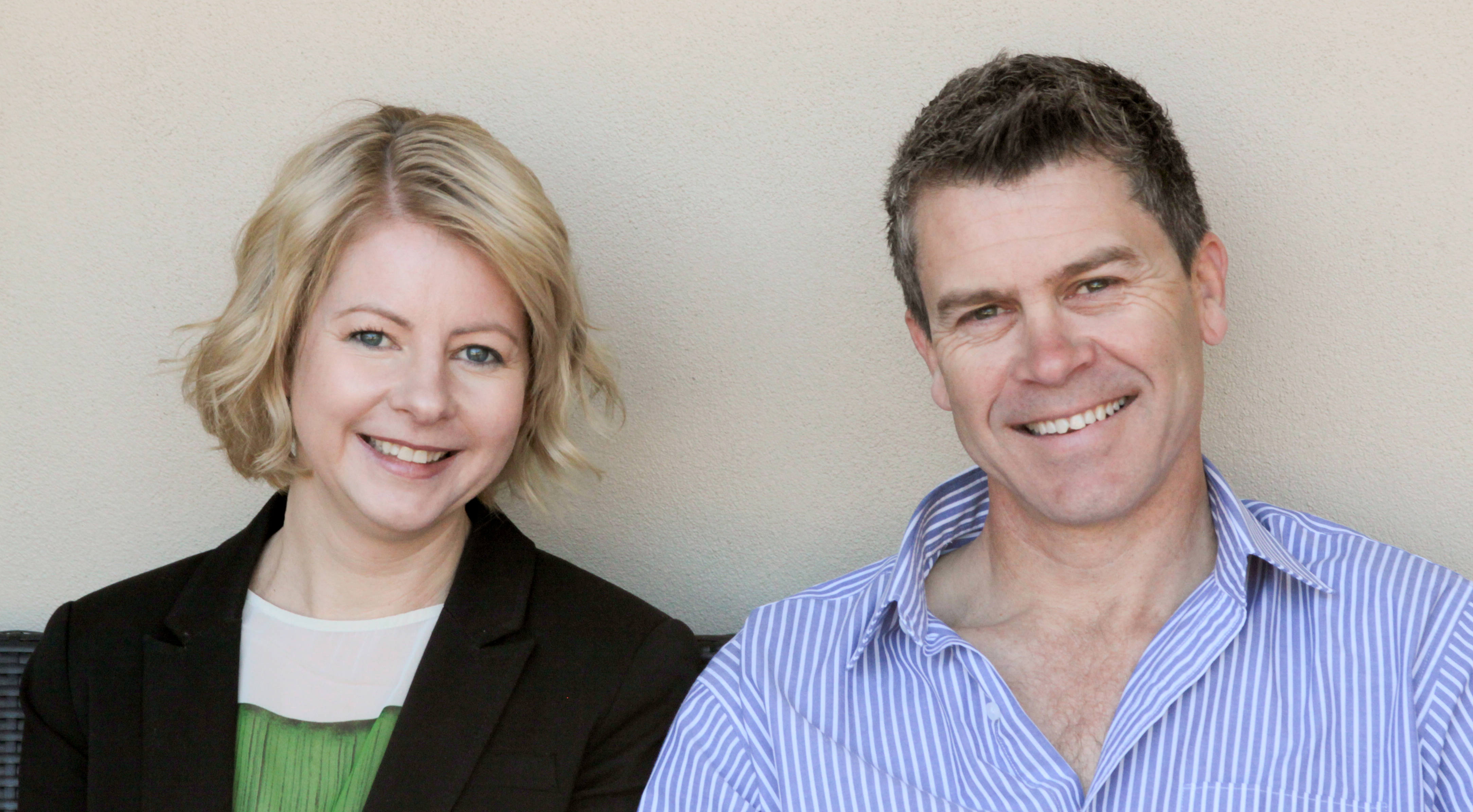 Rebecca and Mick Mezzino
