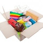 Box of random stuff