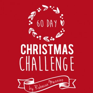 60-Day Christmas Challenge eBook cover