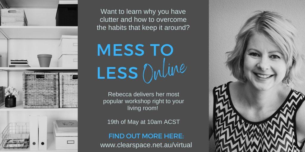 Mess to Less virtual