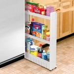 """Product feature – """"narrow spaces"""" trolley"""