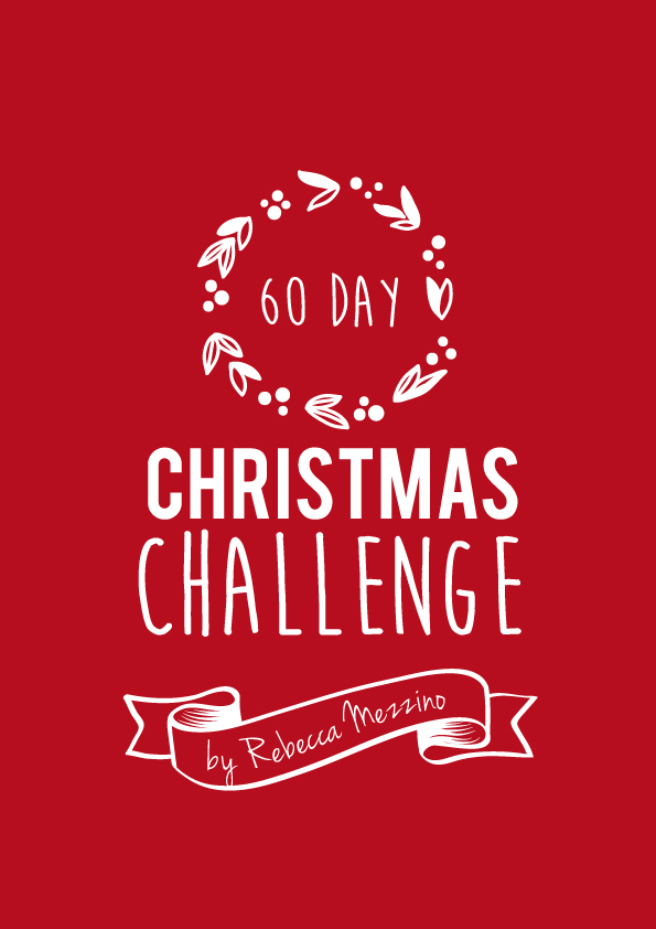 Christmas Challenge.60 Day Christmas Challenge Ebook